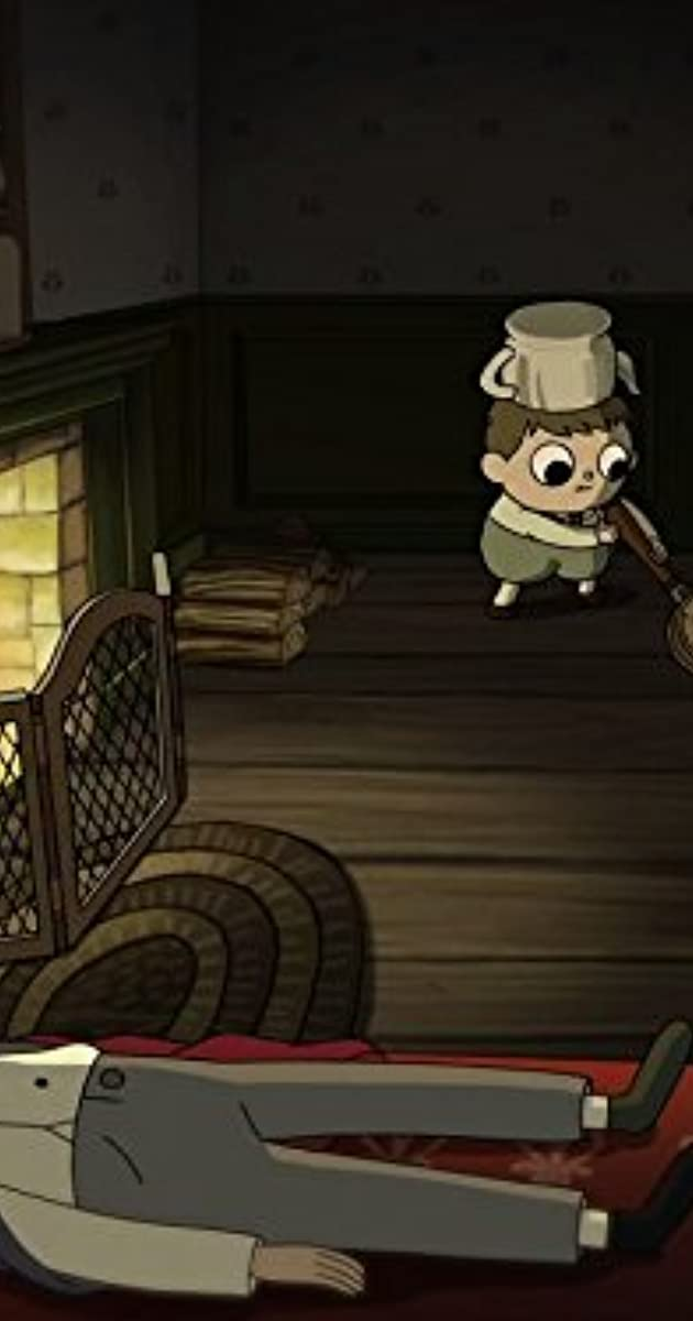 Over the garden wall chapter 1 the old grist mill tv - Over the garden wall episode list ...