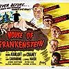 Boris Karloff, John Carradine, Lon Chaney Jr., J. Carrol Naish, Glenn Strange, and Elena Verdugo in House of Frankenstein (1944)