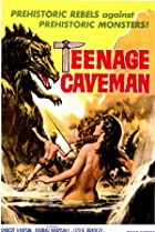 Image of Teenage Cave Man