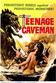 Teenage Cave Man (1958) Poster - Movie Forum, Cast, Reviews