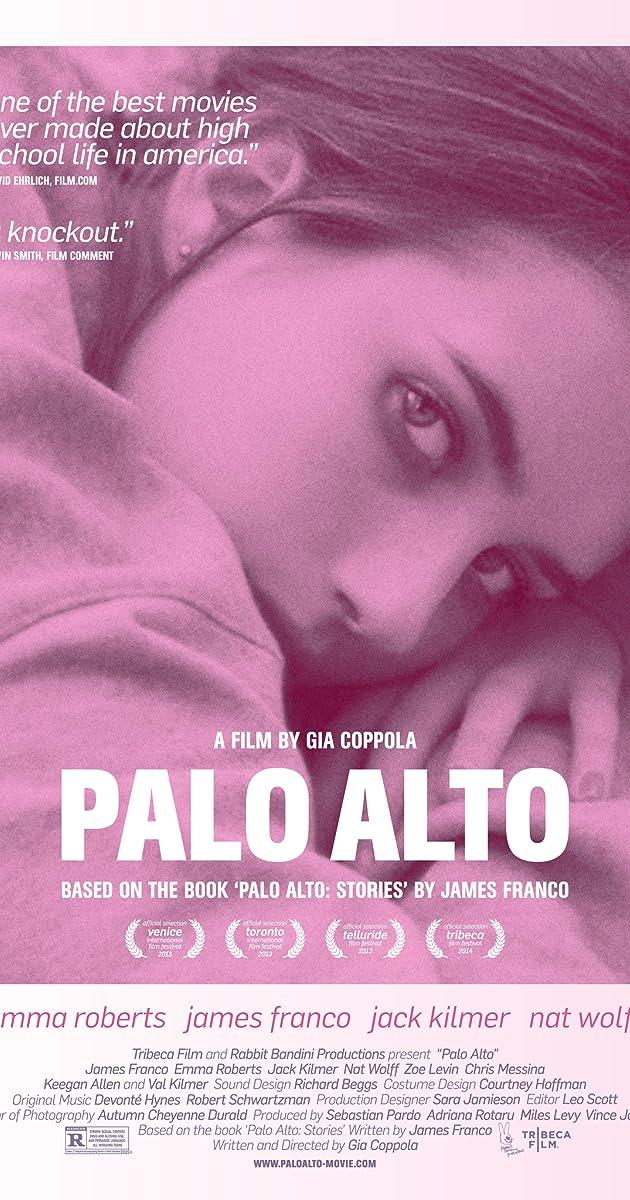 palo alto 2013 imdb