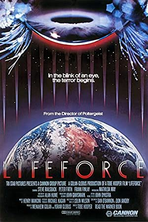 Lifeforce, fuerza vital - 1985