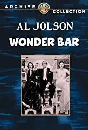 Wonder Bar Poster