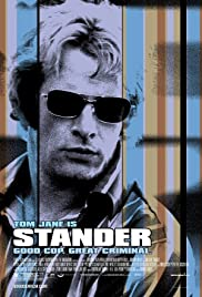 Stander (2003) Poster - Movie Forum, Cast, Reviews