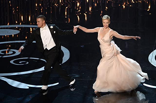 Charlize Theron and Channing Tatum at The 85th Annual Academy Awards (2013)