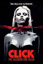 Click: The Calendar Girl Killer Poster