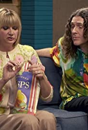 Weird Al Yankovic Wears a Hawaiian Shirt Poster