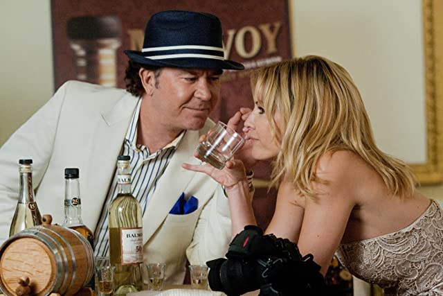 Timothy Hutton and Emma Caulfield in Leverage (2008)
