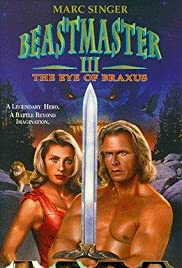 Beastmaster III: The Eye of Braxus (1996) Poster - Movie Forum, Cast, Reviews