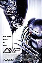 AVP: Alien vs. Predator (2004) Poster