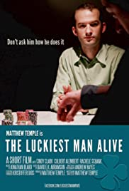 The Luckiest Man Alive Poster