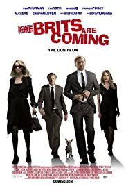 The Brits Are Coming (2018) Poster - Movie Forum, Cast, Reviews
