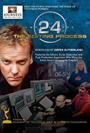 Journeys Below the Line: 24 - The Editing Process Poster