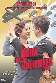 La hora de los valientes(1998) Poster - Movie Forum, Cast, Reviews