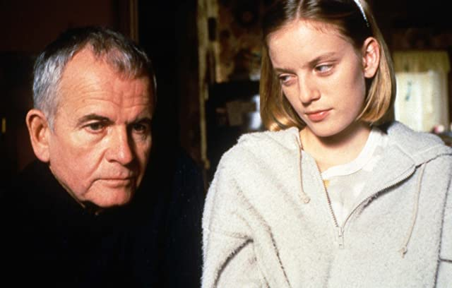 Ian Holm and Sarah Polley in The Sweet Hereafter (1997)