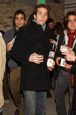 Jamie Johnson at Born Rich (2003)