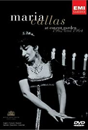Maria Callas in Concert - Hamburg, 16 March 1962 Poster