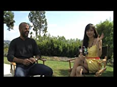 Behind the Scenes of Yi Hosting Celebrity Interviews