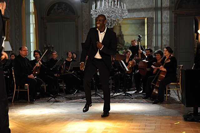 Omar Sy in The Intouchables (2011)