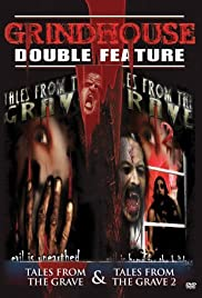 Tales from the Grave, Volume 2: Happy Holidays Poster