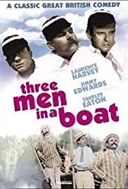 Three Men in a Boat Poster
