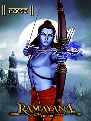 Ramayana The Epic (2010) Movie Poster
