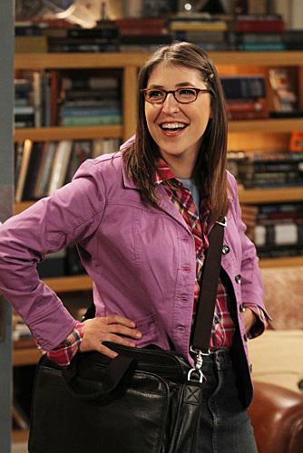 Mayim Bialik in The Big Bang Theory (2007)