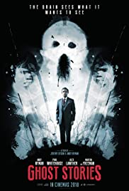Ghost Stories(2017) Poster - Movie Forum, Cast, Reviews