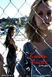 Broken Angels Poster
