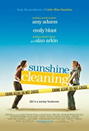 Sunshine Cleaning(2008) Poster - Movie Forum, Cast, Reviews