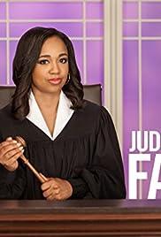 Judge Faith Poster