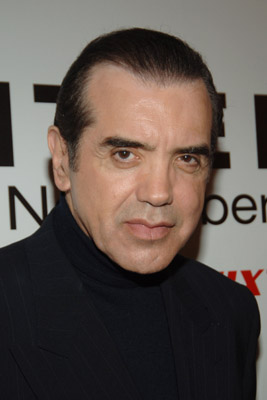 Chazz Palminteri at In the Mix (2005)