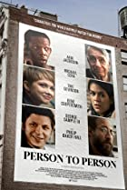 Person to Person (2017) Poster