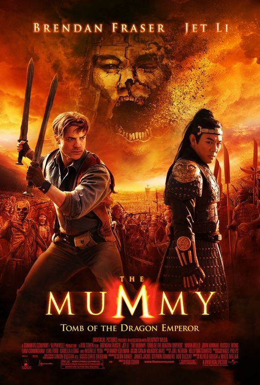 The Mummy Tomb of the Dragon Emperor 3 2008 Hindi Dubbed