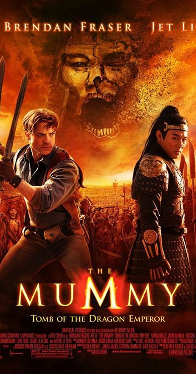 The Mummy: Tomb of the Dragon Emperor 2008
