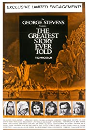 The Greatest Story Ever Told (1965) Poster - Movie Forum, Cast, Reviews