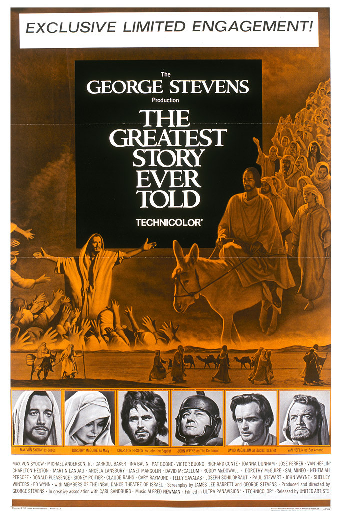 image The Greatest Story Ever Told Watch Full Movie Free Online