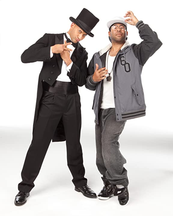 Keegan-Michael Key and Jordan Peele in Key and Peele (2012)