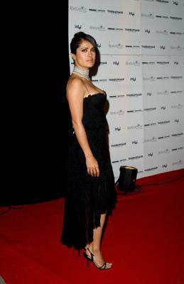 Salma Hayek at Sin City (2005)