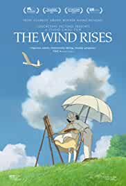 The Wind Rises poster do filme