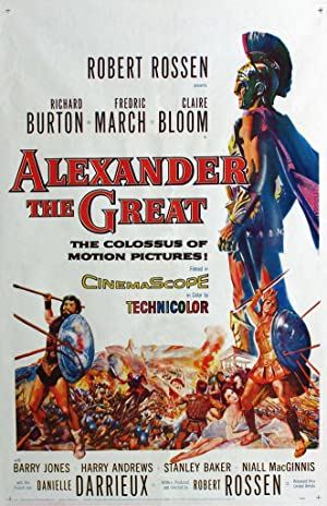 Alexander the Great poster