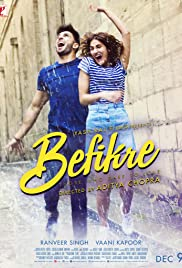 BEFIKRE 2016 – 2CD Desi PDvD Rip x264 AAC 2.0 (De-Flickered) -DDR 1.3GB