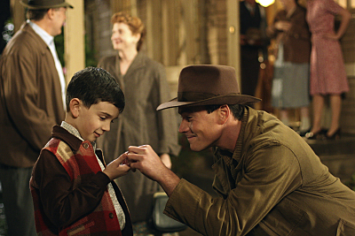 Chris Klein and Zach Mills in The Valley of Light (2007)