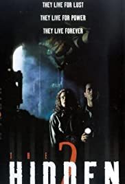 The Hidden II (1993) Poster - Movie Forum, Cast, Reviews