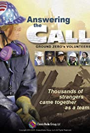 Answering the Call: Ground Zero's Volunteers Poster