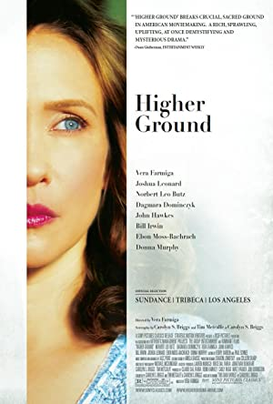 Poster Higher Ground - Der Ruf nach Gott