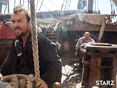 Black Sails: V. | Season 1 | Episode 5