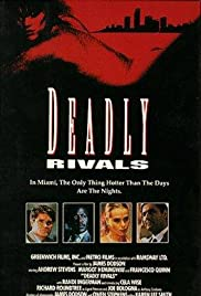 Deadly Rivals Poster