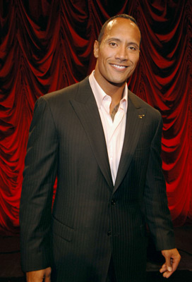 Dwayne Johnson at an event for ESPY Awards (2005)