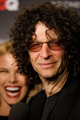 Howard Stern and Beth Stern at Stop-Loss (2008)